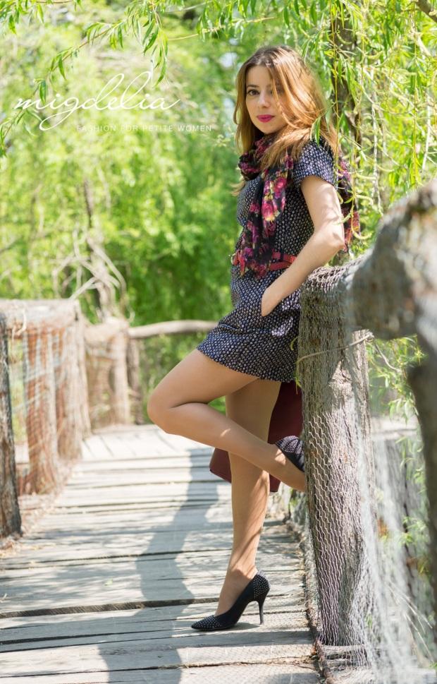 Migdelia, petite fashion - jumpsuit
