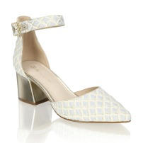 HUMANIC 01 Kate Gray pumps din material textil 299RON 1341401898